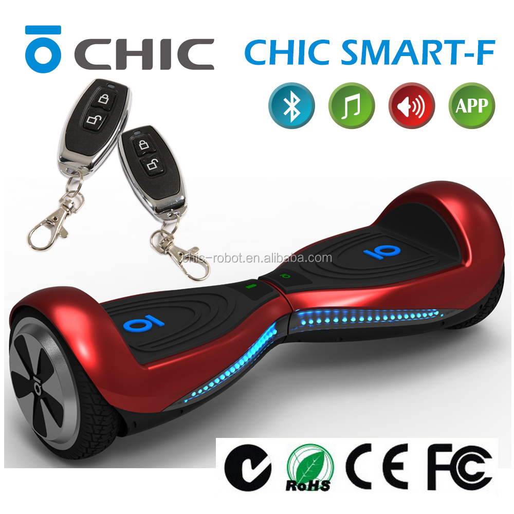 fast speed CHIC SMART F Promotional mini electric skateboard
