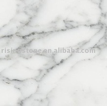 hot selling snow white reconstituted marble