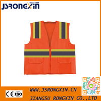 High-End Customized Highway Safety Vests