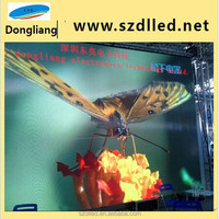 high resolution p5 /p6/p7.62/p8/p10 3d led display globe