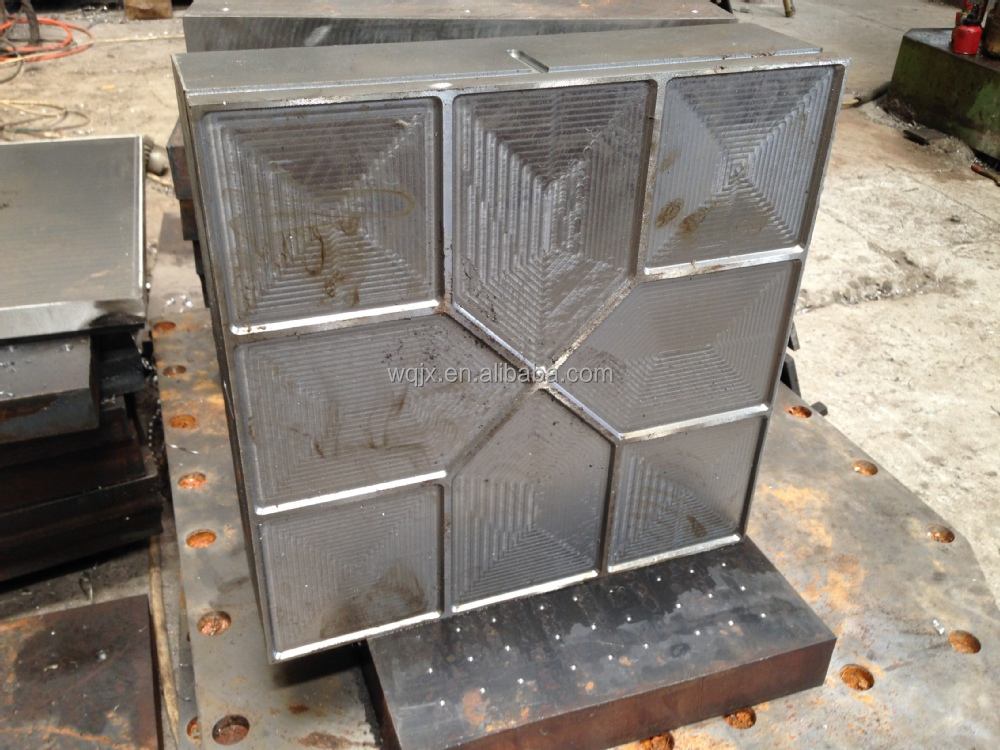 Floor Tile Machineterrazzo Floor Tile Making Machineextrusion Type