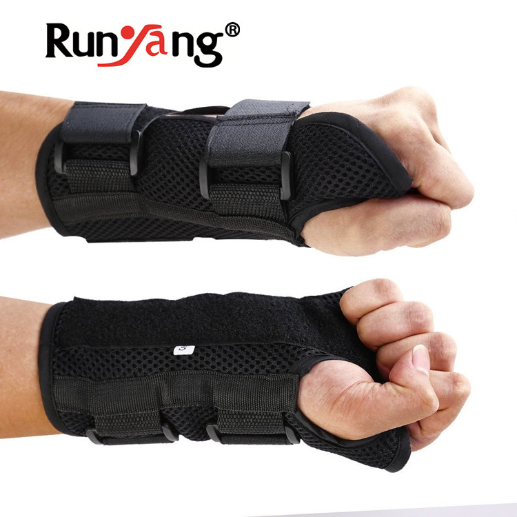high quality thumb stabiliser support splint manufactured in China