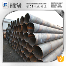 WEIGHT OF SPIRAL WELDED STEEL PIPE FROM MANUFACTURERS