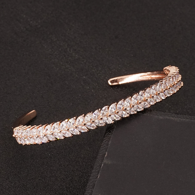 Multicolor Indian Copper Gold Plated Bangle