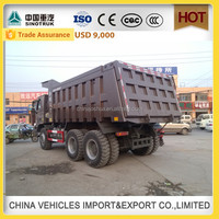 hot sale sinotruk howo mine used sino truck for sale