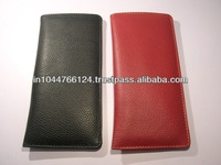 Cheap Price Eyeglasses Cases / protective folding eyewear case / spectacle cases in leather
