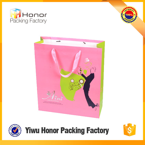 Online Shoppong India Custom Valentine Use Lovely Design Wedding Decoration Gift Paper Bag For Candy Packing