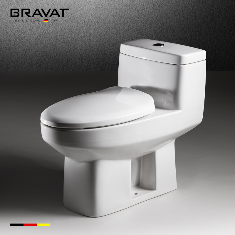 rotational mobile bathroom and toilet P/S-Trap Water saving design