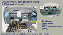 Smt Pick and Place Machine LED Automatic Chip Mounter