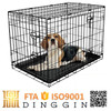 Beautiful design puppies wire mesh dog crate