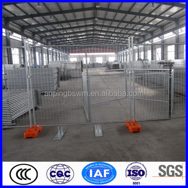 cheap temporary fence manufacturer and high quality