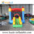 Guangzhou supplier inflatable bouncer house slide with blower