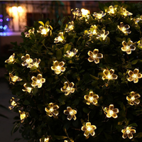 Flower Battery Operated Micro Led Fairy Light