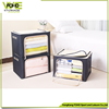 Foldable storage box bedroom furniture waterproof Oxford cloth collapsible storage box storage