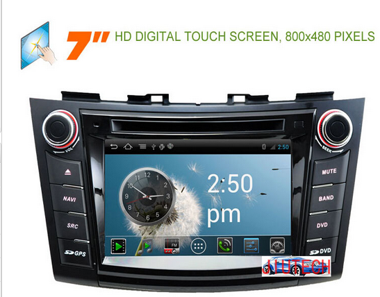 Android 5.1 Stereo Android Radio Stereo Car GPS Navigation System for Suzuki Swift GPS DVD Player Radio Head Unit Multimedia