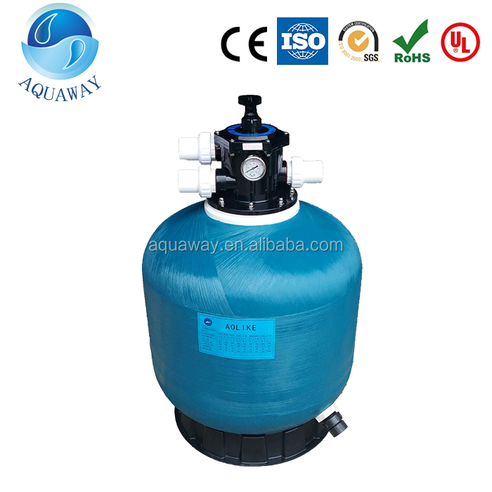 AT Series Top Mount Sand Filter for Sand Filter for Pro Series Pool