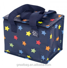 Insulated Food Delivery Baby Bottle Cooler Bag