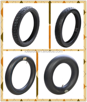 Cheap Rubber Motorcycle Tire and Inner Tubes 4.10-18
