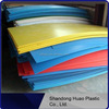 Blue plastics products sheet HDPE polyethylene board