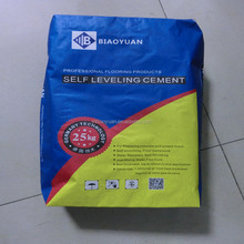 self leveling cement