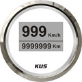 KUS 52mm digital GPS speedometer speedo for car truck