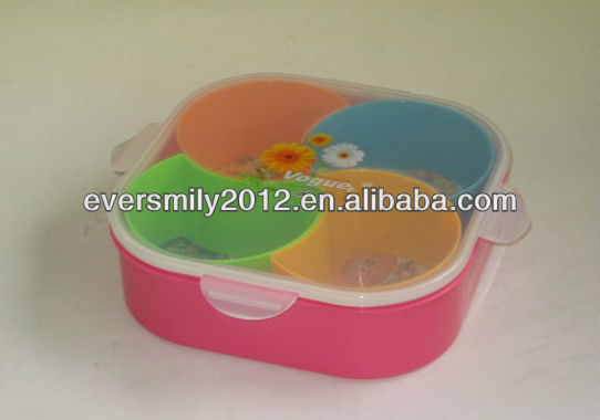 Plastic Candy Gift Box