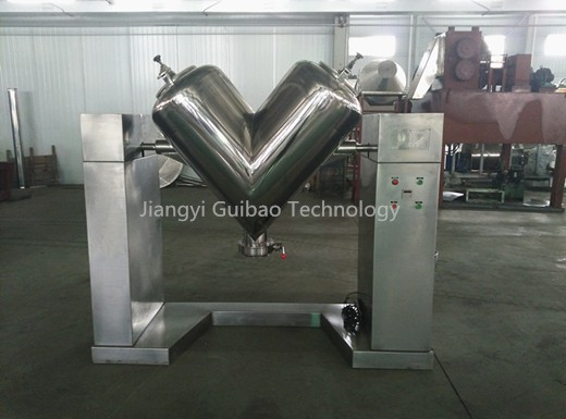 Automatic Pharmaceutical Industry Powder Mixer/ Mixing Machine