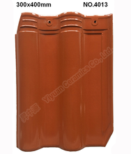 Hot sale cheaper price interlock ceramic clay roof tile