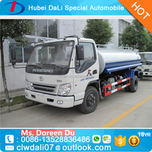 cheap price hot sale Euro IV 4X2 95HP mini water tanker truck