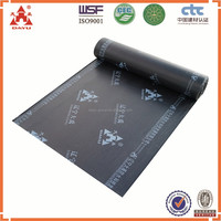 Torch on Felt China SBS bitumen Waterproof 3 Ply Membrane