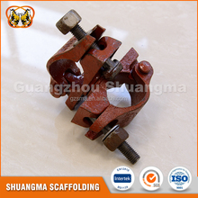 Factory price construction scaffolding quick coupler