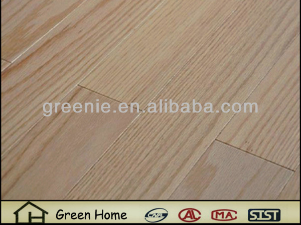 Engineered White Stained Oak Wood Flooring