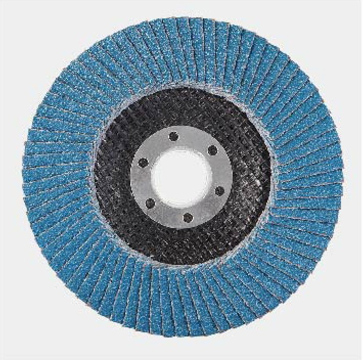 Zirconia super flap disc for stainless steel