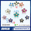 Plastic Shoe Flower Buckle Accessories Girls
