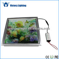 8W Residential Ultra Flat LED Light Panels