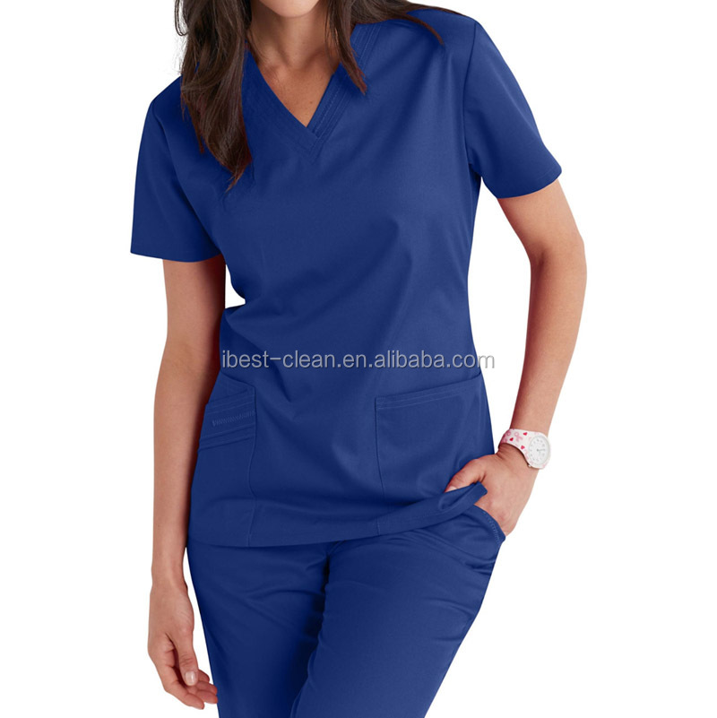 American Series Greys Anatomy Scrubs Same Style Nursing Scrubs - Buy ...