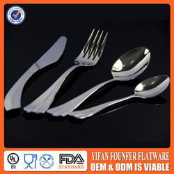 factory direct sales,stainless steel cutlery set made in China
