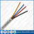 4 core armoured cable 24awg unshield security alarm cable
