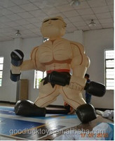 inflatable high quality muscle man cartoon,inflatable promotion muscle man,inflatable advertising muscle man cartoon
