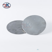 Cold rolled customized available high quality surgical alloys titanium plate