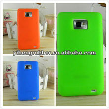 For Samsung Galaxy S2 I9100 silicone case