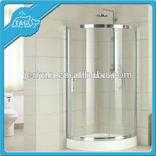 china products simple glass chinese bamboo shower enclosure