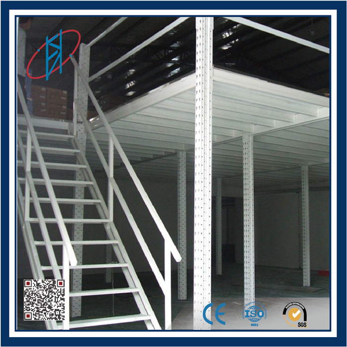 Warehouse raised structure platform mezzanine floor and for Floor y raise