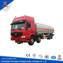 21000 liters oil fuel /chemical tank truck Iveco fuel tank truck 340hp oil delivery trucks for sale