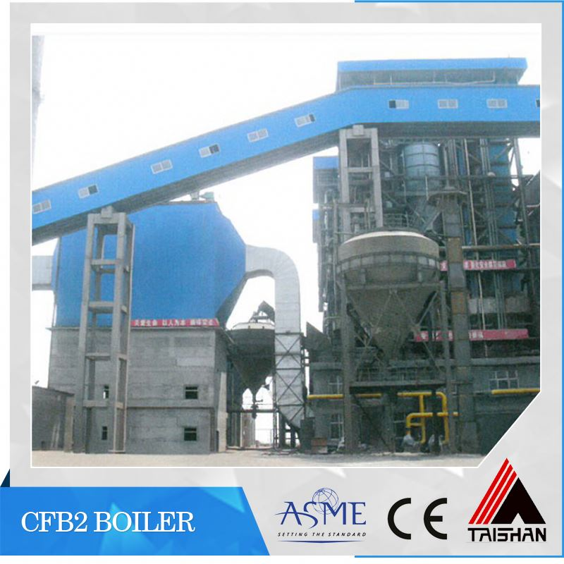 china bagasse biomass cfb hot water boilers for home using