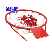 Best Sale Outdoor Steel Portable Basketball Rims/12 Hooks Hoop