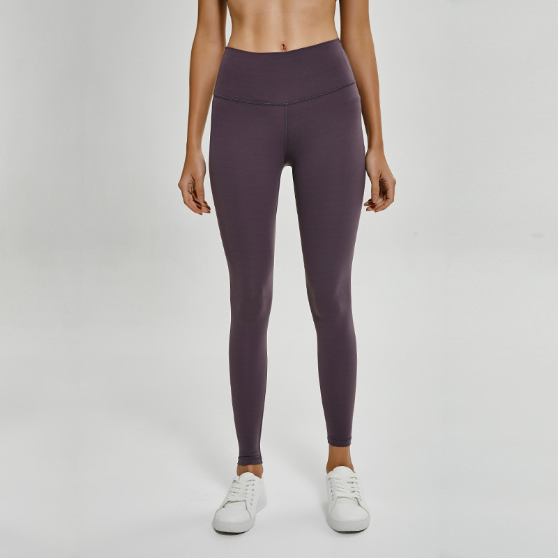 <strong>Manufacturer</strong> Directly Unbranded Plain Light Weight Naked Feeling Compressed Sports Leggings