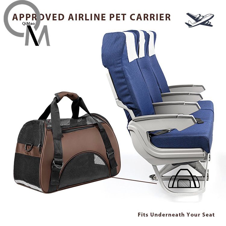 Eco Friendly Dog Cat Pet Carriers for Cats Pet Carry Bag