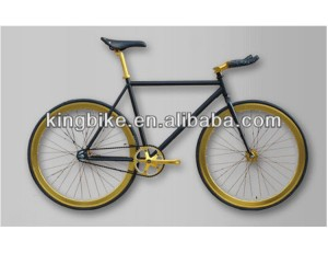 New design carbon fixed gear bike/titanium fixed gear bike frame/fixed gear