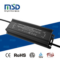 CE approved high pfc waterproof 100w 3000ma led driver,ce 3000mA 100w ul led driver